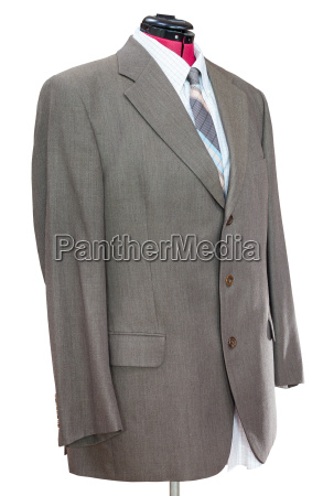 green woolen jacket with shirt and