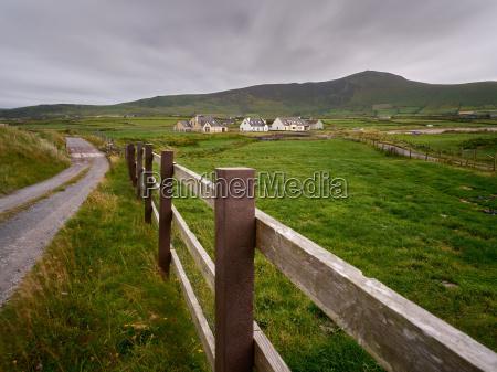typical irish houses