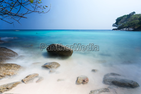 beach of the racha island phuket