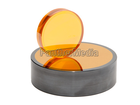 orange lens with tilted mirror needed
