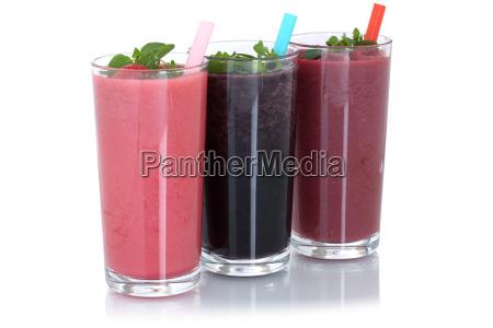 smoothie juice with fruit juice milkshake