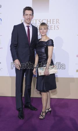 steffen hallaschka with mrs ann katrin