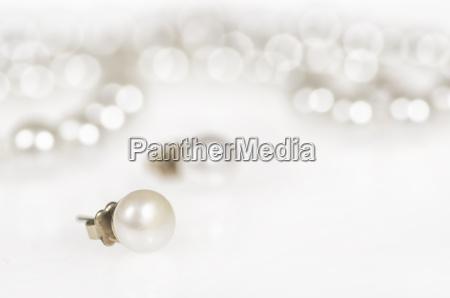 orecchino di perla