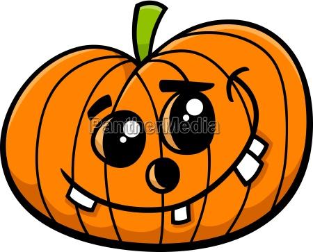 jack halloween pumpkin cartoon