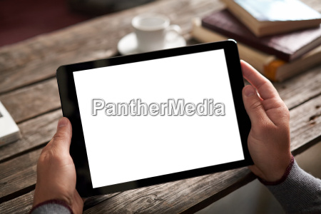 digital tablet computer with isolated screen