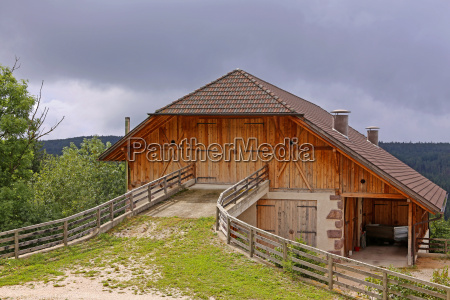 farm in south tyrol with high