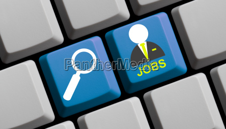 keyboard job search