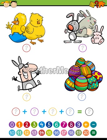 mathematic game for children