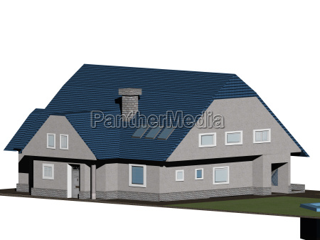 detached house exempted