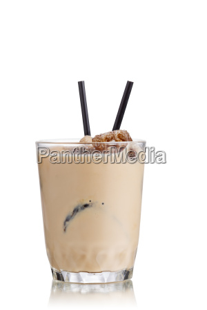 milk coffee cocktail
