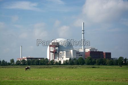 brokdorf nuclear power plant schleswig holstein
