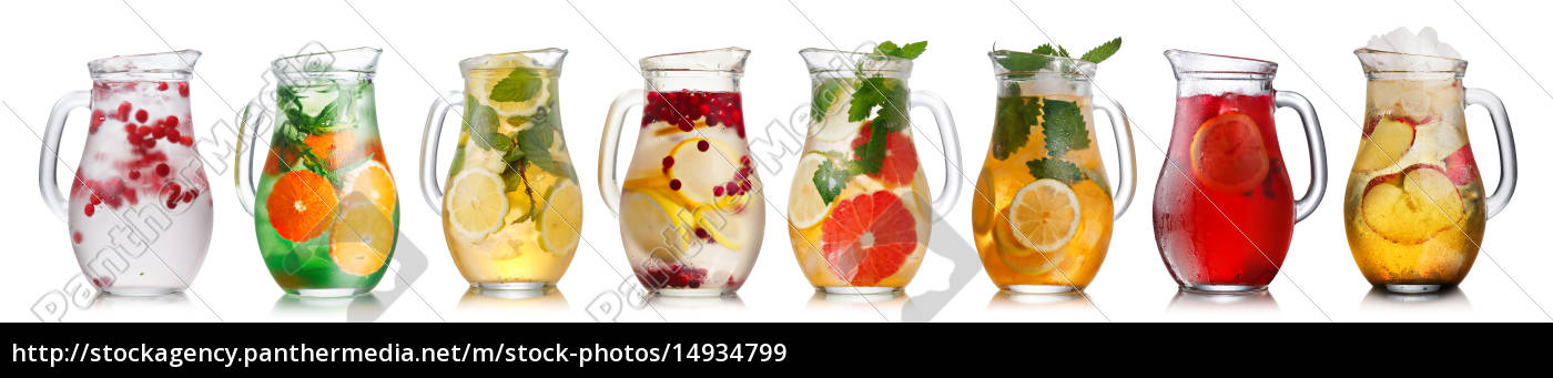 cold, beverages, in, pitchers - 14934799
