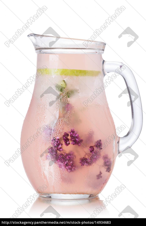 marjoram, infused, water - 14934683