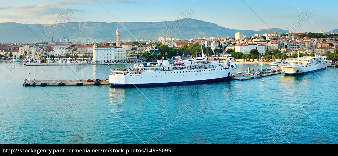split, port., croatia - 14935095