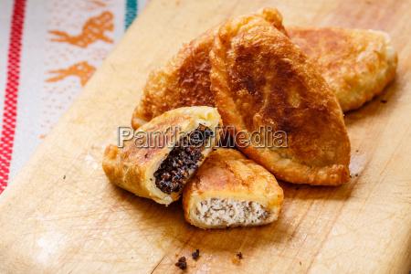 empanadas, (pirozhki) - 14939091