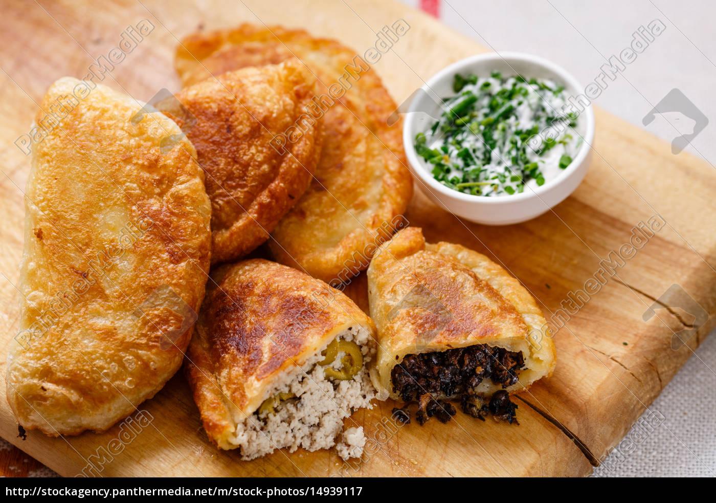 empanadas, (pirozhki) - 14939117