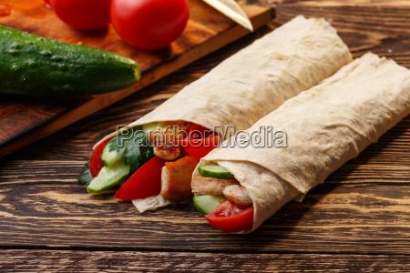 shawarma - 14940145