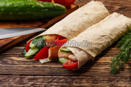 shawarma - 14940151