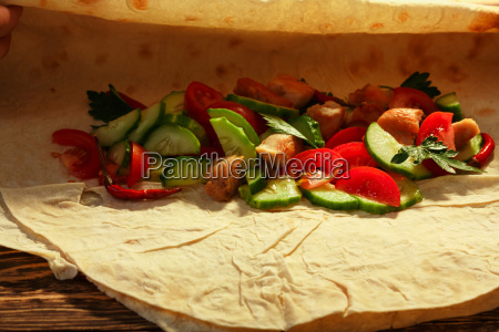 shawarma - 14940179