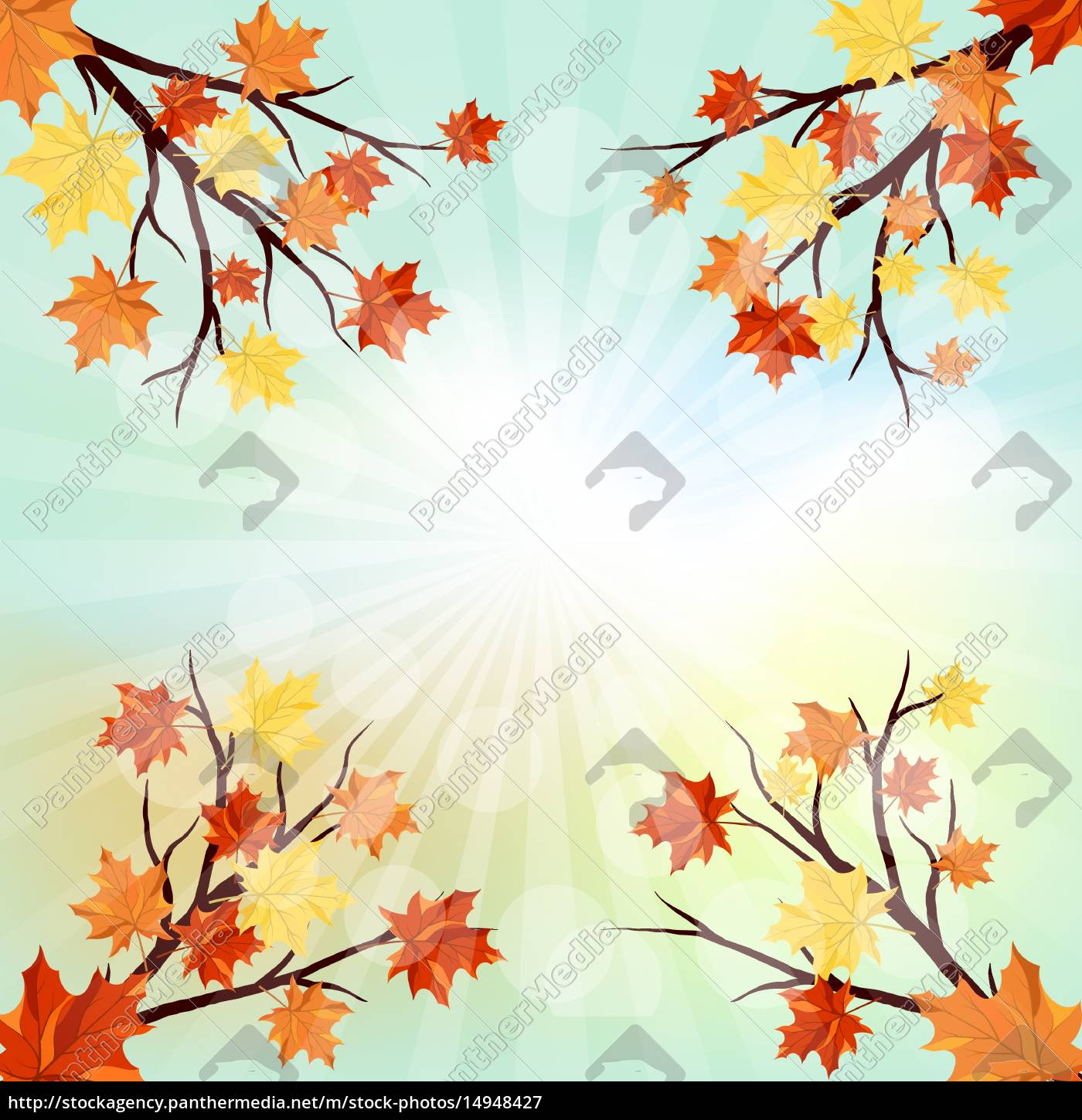autumn, , design - 14948427