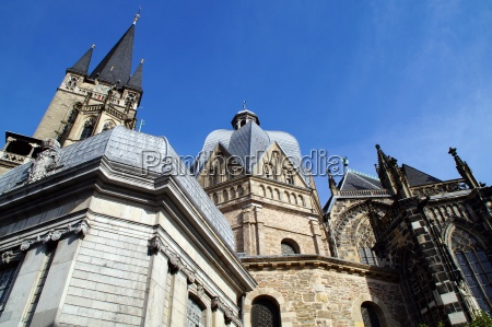 aachen, cathedral - 14950997
