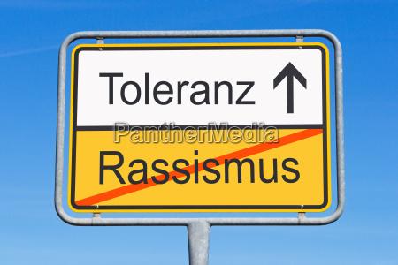 tolerance and asylum