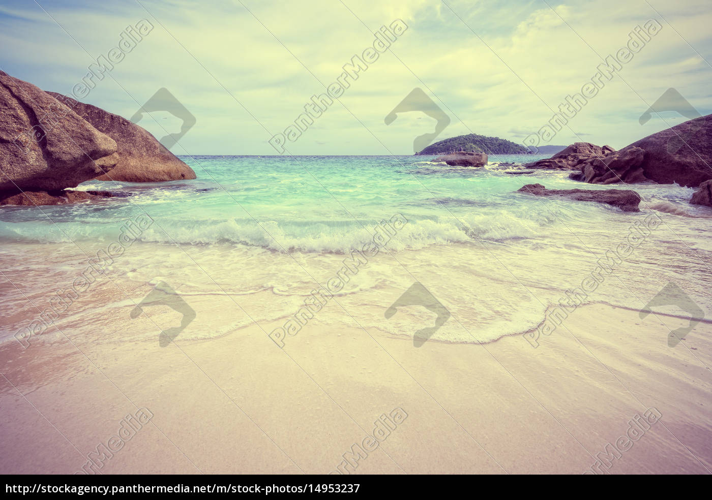 vintage, style, sea, and, beach, in - 14953237