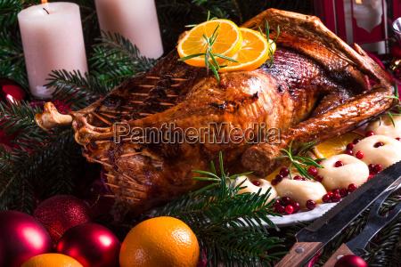 christmas duck
