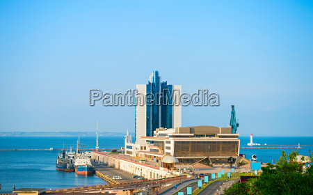 odessa sea port terminal