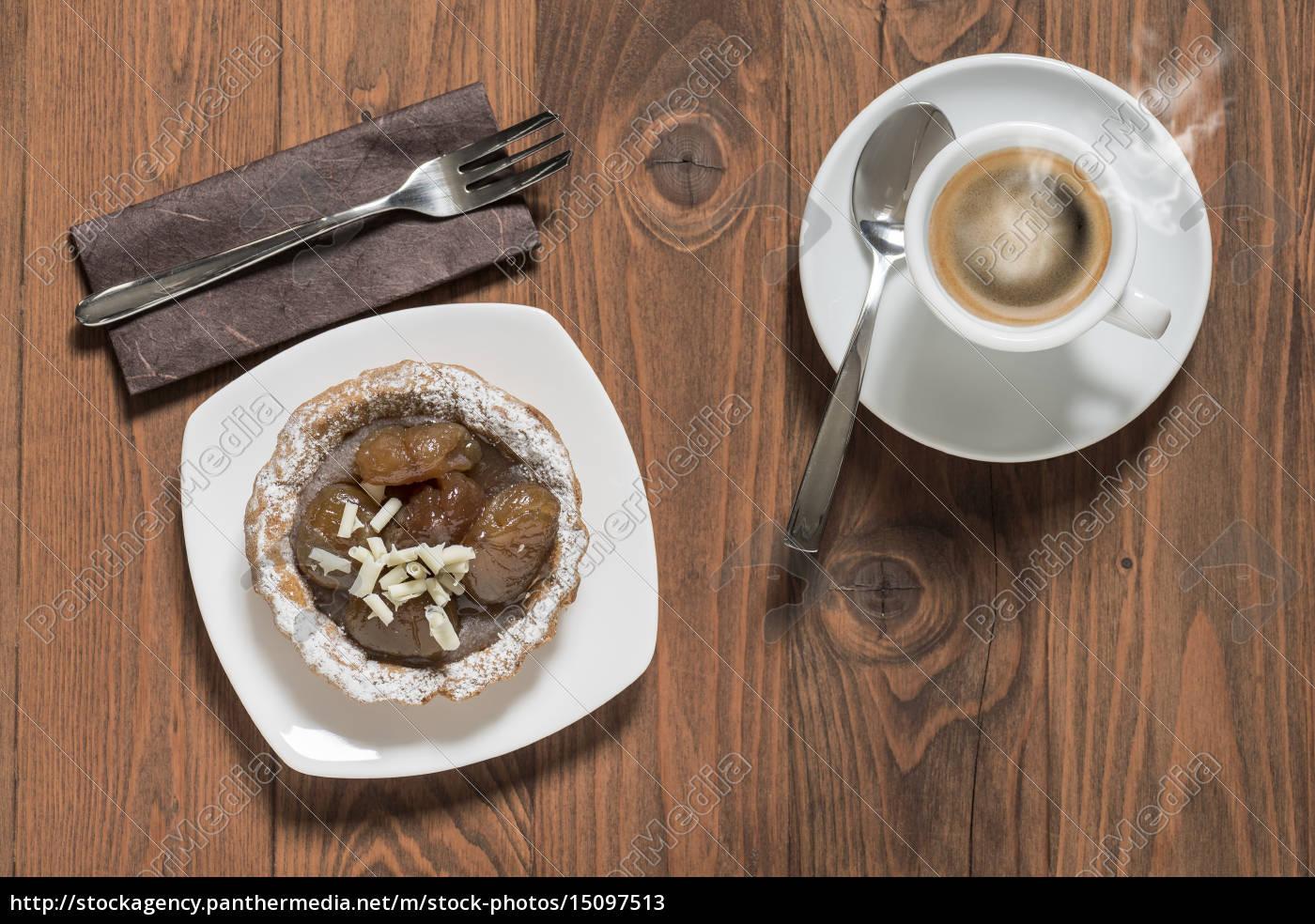 chestnut, cake - 15097513