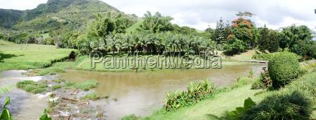 river in the domaine de letoile