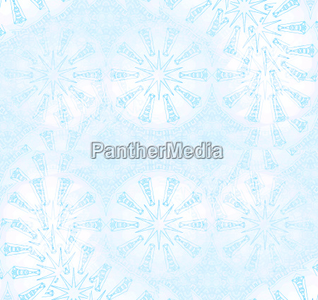 abstract geometric background seamless star pattern