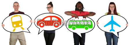 young people with choices transport transport