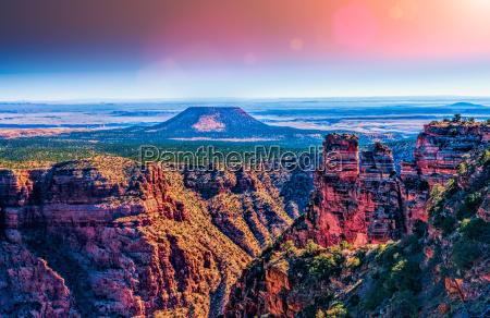 cedar mountain at desert view grand