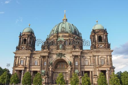 berliner dom in berlin