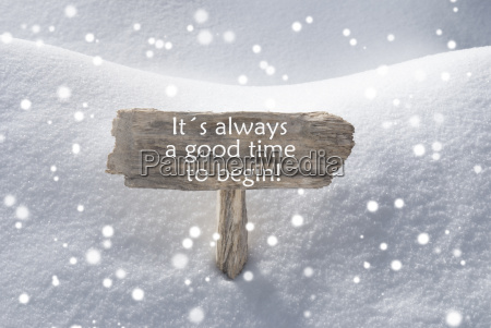 christmas sign snow snowflakes quote good