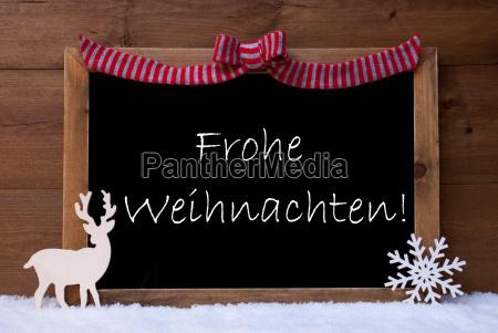 card snowflak loop frohe weihnachten mean