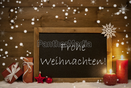 card blackboard snowflakes frohe weihnachten mean