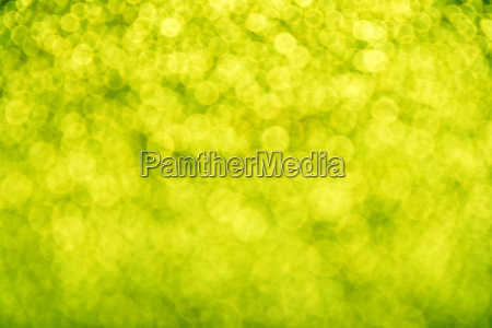 spring glitter fresh green light abstract