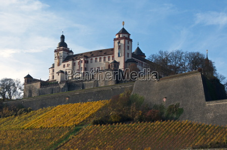 fortress wuerzburg