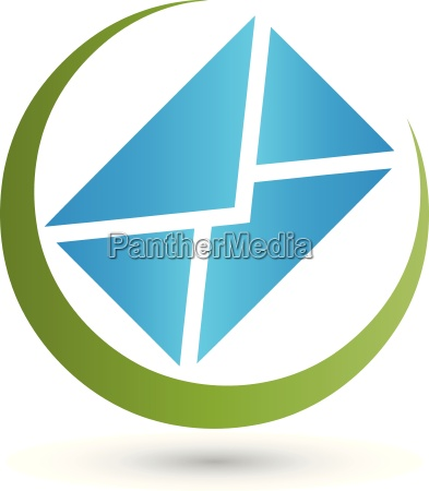 letter logo movement postal e mail