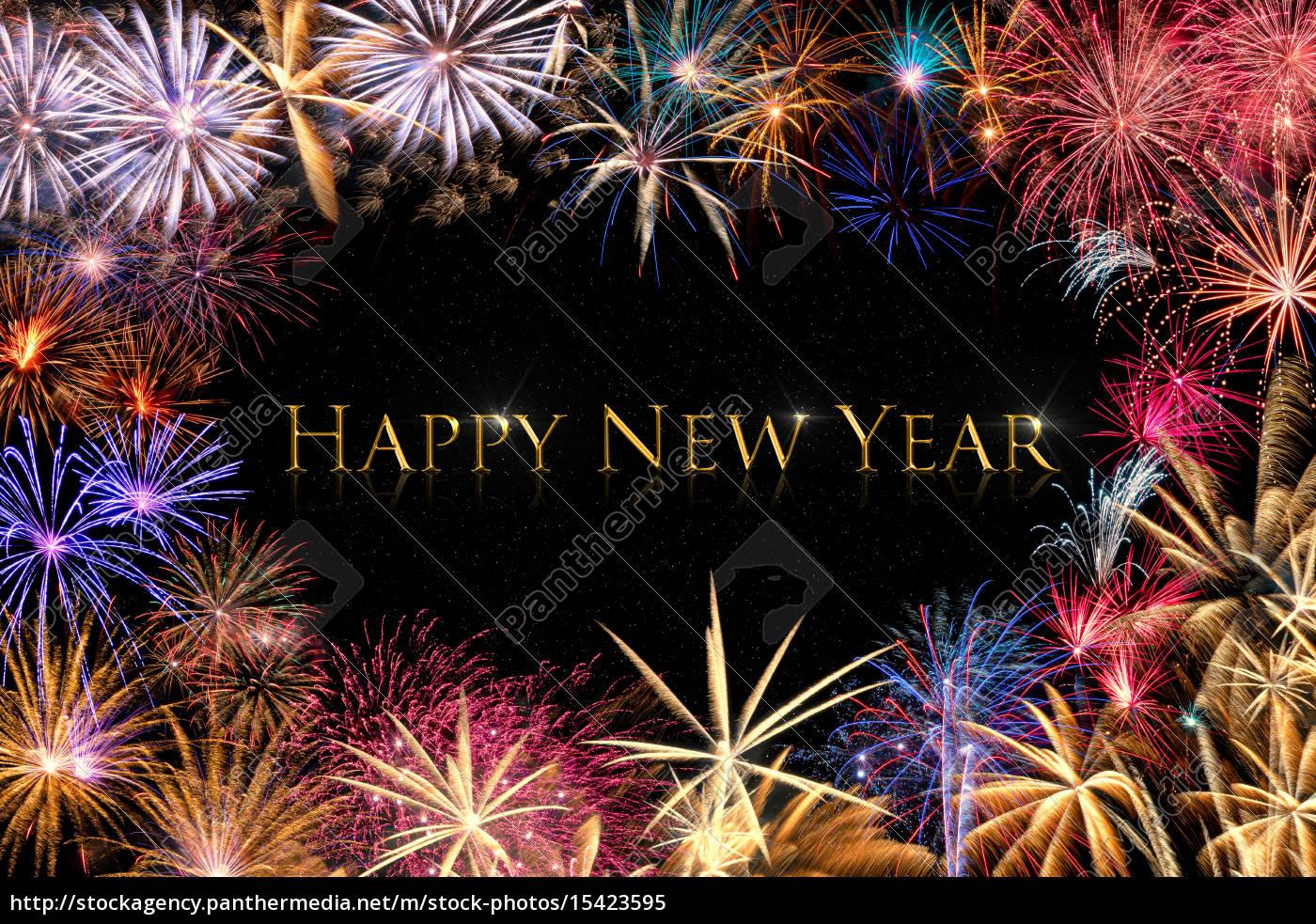 Happy New Year Fireworks 43