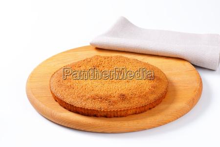 sponge cake base
