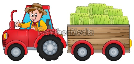 tractor theme image 1