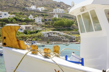 ornos beach mykonos greece