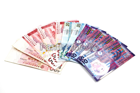 hong kong dollar bank note hong