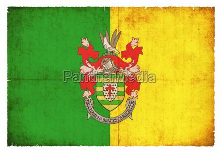 grunge flag donegal ireland