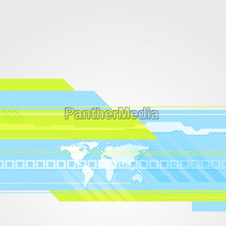 abstract minimal technology background
