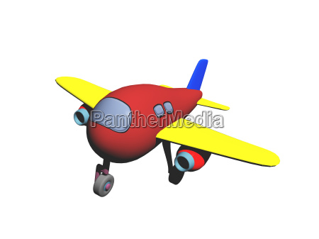 exempted toy airplane