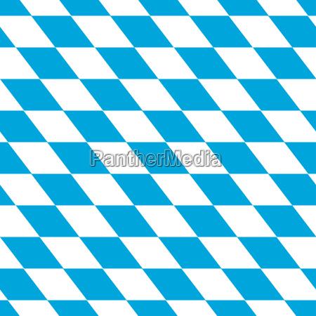 bavarian white blue